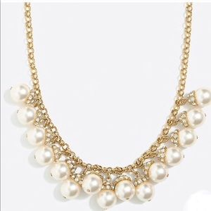 NWT J. Crew Pearl Accent Necklace